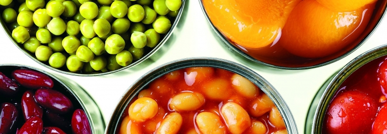 Canned food counts towards your 5-A-DAY