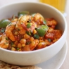 Prawn & Chickpea Balti