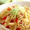 Sweet and Sour Noodle Salad