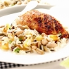 Cajun Chicken and Thyme Rice