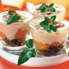 Christmas Mandarin Rice Pudding Brulee