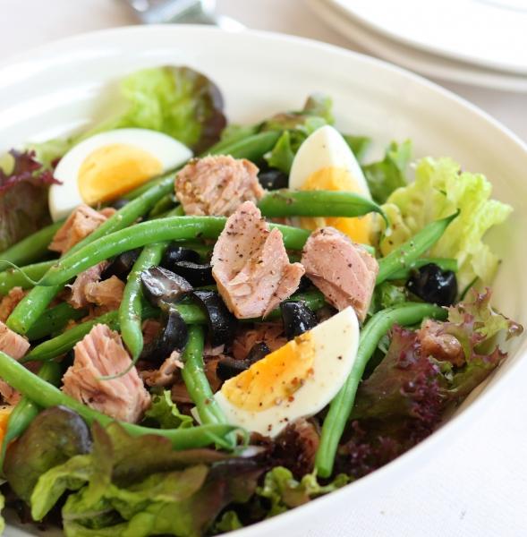 Salad Nicoise - Supanet