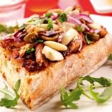 Pilchard Ciabatta Pizza