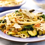 Spaghetti with Italian Sauce