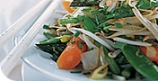 Stir Fried Summer Vegetables