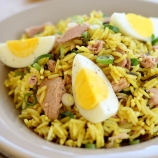 Yellowfin Tuna Kedgeree