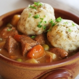 Irish Stew with Dumplings