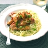 Classic Chicken in Red Wine Casserole with Buttered Noodles