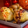 Halloween and Bonfire Night with James Martin and Philippa Forrester: Bean & butternut squash casserole