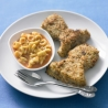 A fun and healthy meal kids will love, from the Join James Roadshow: Fun Fish cakes with Vegetable Mash and Clever Pasta