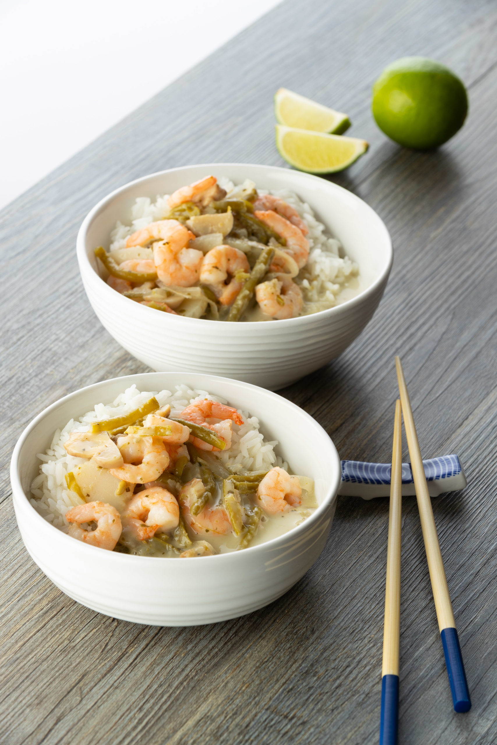 Thai Green Curry - Family Fakeaway