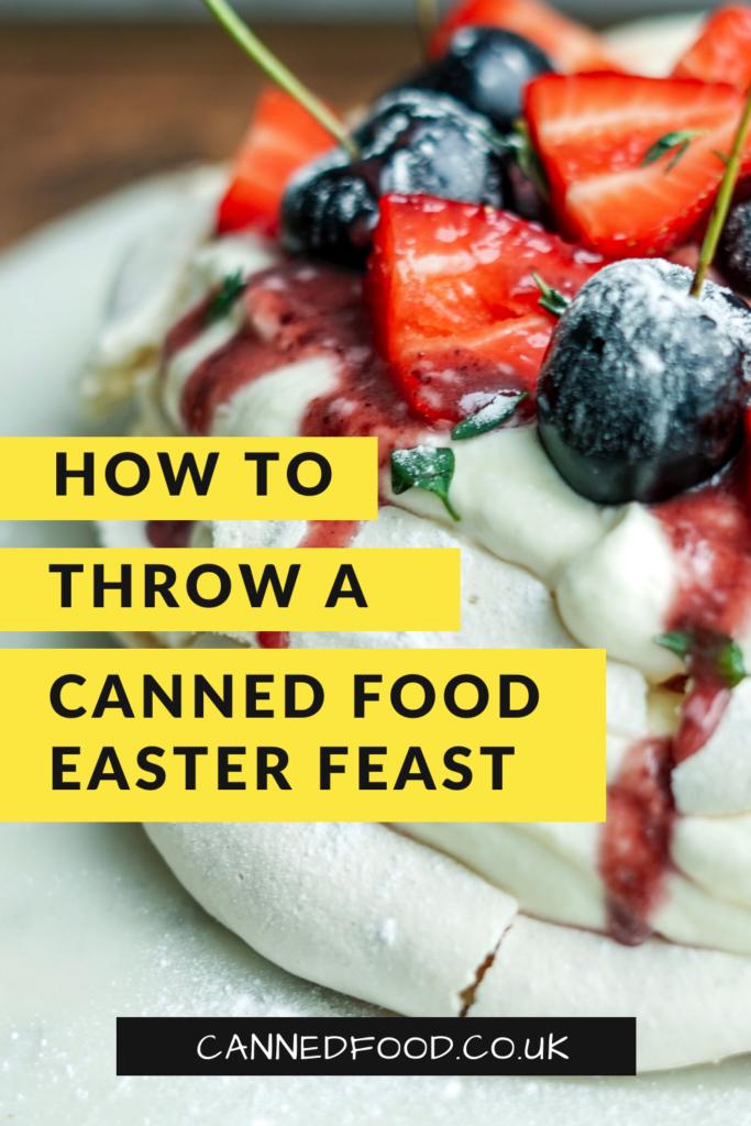 Easter feast pinterest